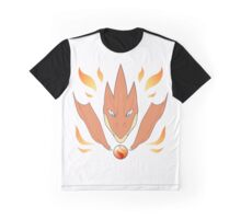 Mega Charizard and Charizardite Y Graphic T-Shirt
