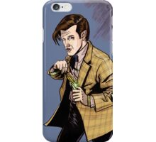 The Doctor...Geronimo!!! iPhone Case/Skin