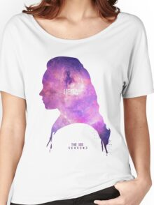the 100 Women's Relaxed Fit T-Shirt
