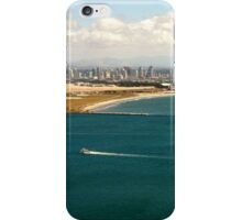 San Diego from Point Loma iPhone Case/Skin