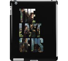 Last of us iPad Case/Skin