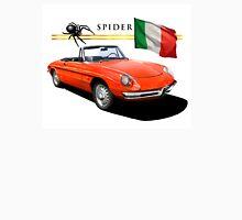 Alfa Romeo Spider Unisex T-Shirt