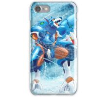 Lunaedge - Mega man Zero 4 iPhone Case/Skin