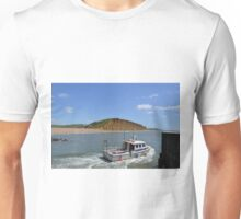 cliff in Westbay Unisex T-Shirt