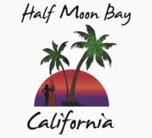 Half Moon Bay California One Piece - Long Sleeve