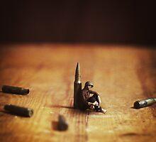 Face of battle by Achraf Baznani