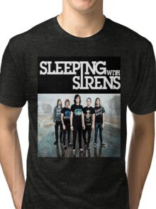 Sleeping With Sirens Tri-blend T-Shirt