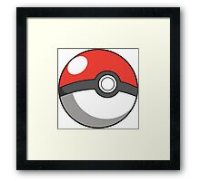Pokemon Framed Print
