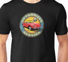 Alfa Romeo Spider Italy Unisex T-Shirt