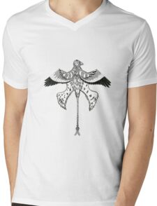 Microraptor 2 Mens V-Neck T-Shirt