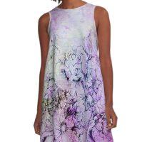 Paper Rough 2 A-Line Dress