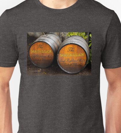 MacAllan Casks - Scotland Unisex T-Shirt
