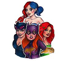 DC Ladies Photographic Print