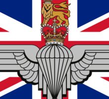 """Parachute Regiment (UK) """"Every Man An Emperor"""" Sticker"""