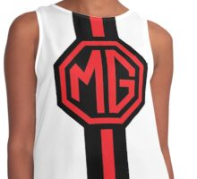 MG vintage cars England Contrast Tank