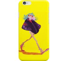 Groove down the road iPhone Case/Skin