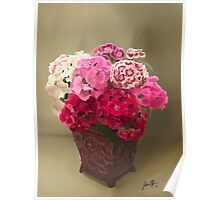 A Mothers Day Bouquet  Poster