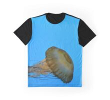 Floating Filaments Graphic T-Shirt