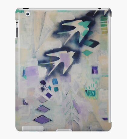 One swallow does not make a summer iPad Case/Skin