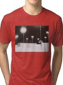 Light Snow Tri-blend T-Shirt