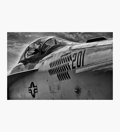Jet Bomber Photographic Print