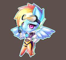 My little pony, Tracer cross-over Rainbow Dash  Unisex T-Shirt
