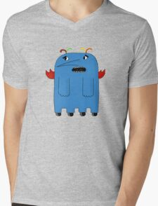 The Monster Mens V-Neck T-Shirt