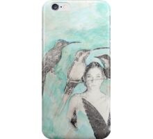 Honey Birds iPhone Case/Skin