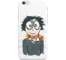 Harry Potter Cartoon. iPhone Case/Skin