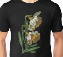 Daffodils - acrylic on canvas Unisex T-Shirt
