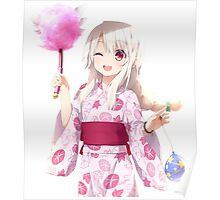 Fate/kaleid liner Prisma☆Illya - Illyasviel von Einzbern Poster