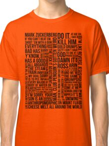 Game Grumps Quotes Classic T-Shirt