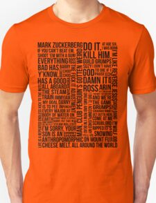 Game Grumps Quotes Unisex T-Shirt