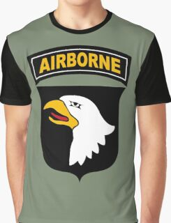 101st Airborne Division (US Army) Graphic T-Shirt