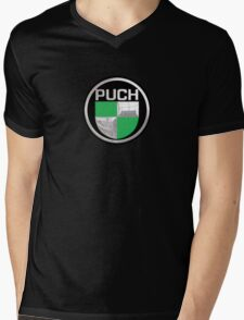 Puch Mens V-Neck T-Shirt