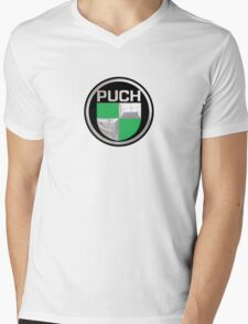 Puch Mens V-Neck T-Shirt