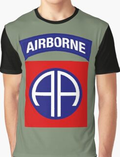 82nd Airborne Division (US Army) Graphic T-Shirt