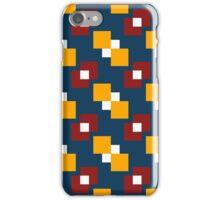 Square Pattern Designs: Primary iPhone Case/Skin
