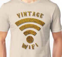 Vintage WiFi Symbol Unisex T-Shirt