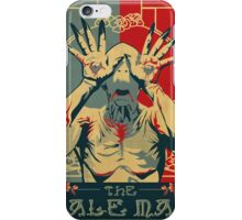 The Pale Man iPhone Case/Skin