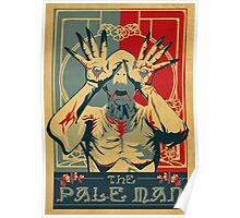 The Pale Man Poster