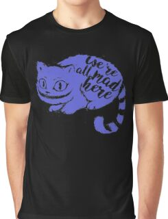 Mad But Cute Graphic T-Shirt
