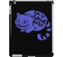 Mad But Cute iPad Case/Skin