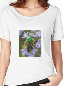 Green Bee Women's Relaxed Fit T-Shirt