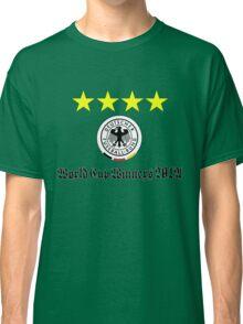 Germany World Cup Winners 2014 Classic T-Shirt