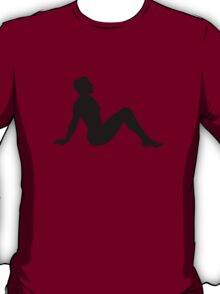 Mudflap Man T-Shirt