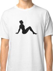 Mudflap Man Classic T-Shirt