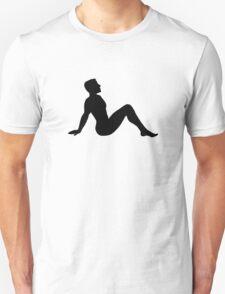Mudflap Man Unisex T-Shirt