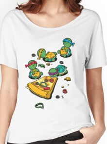Pizza Lover Women's Relaxed Fit T-Shirt