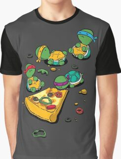 Pizza Lover Graphic T-Shirt